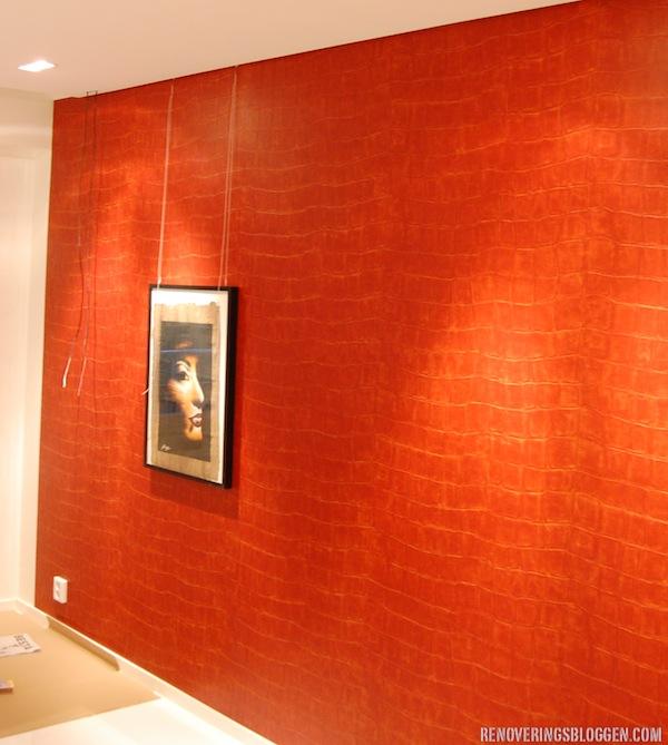 Sätta upp tavlor utan hål i väggen